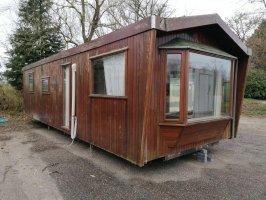 Chalet / caravan / Emergency home / fixer-upper