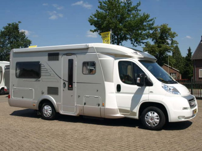 Hymer Tramp T 654 Exclusive Line foto: 0