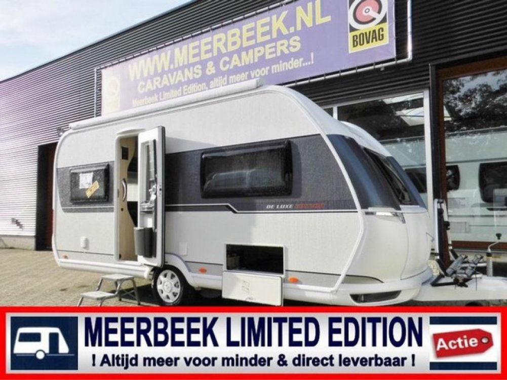Hobby De Luxe Edition 460 UFE #E2720 KORTING #ALL-INCL foto: 0