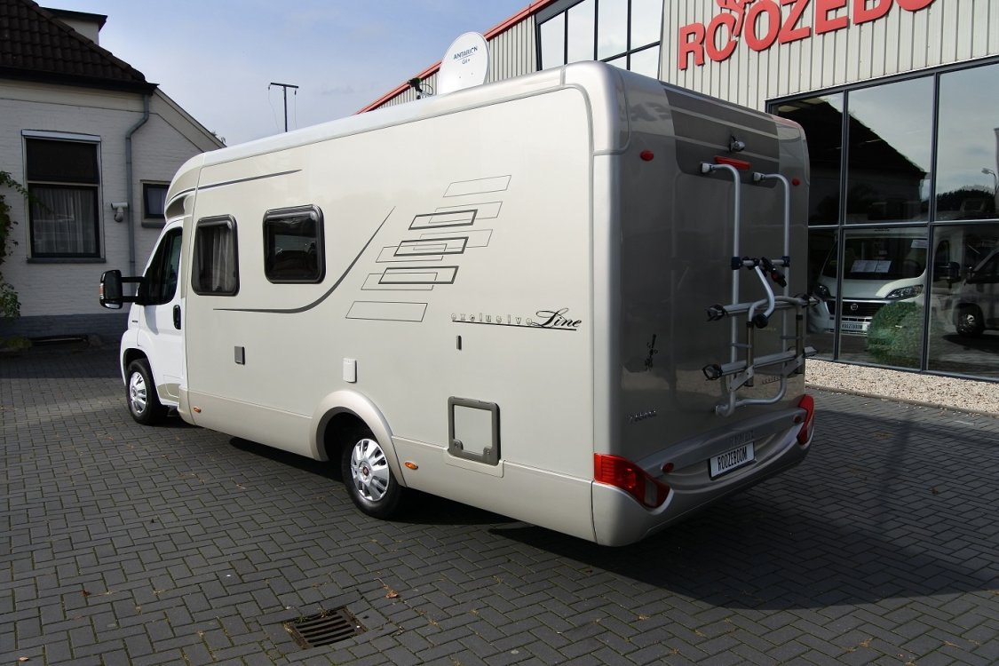 Hymer Tramp T 654 CL Exclusive-Line foto: 4
