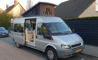 4 pers. Ford camper huren in Utrecht? Vanaf € 91 p.d. - Goboony