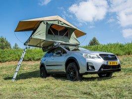 Thule Subaru Tepui XV