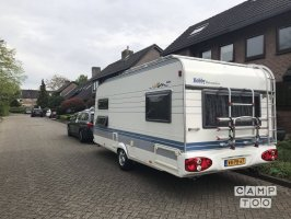 Hobby Easy de luxe 495 uk