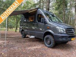 Mercedes-Benz Sprinter 4x4 experience camper