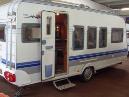 HOBBY EXCELSIOR 520 TMF MET MOVER