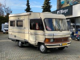 HYMER MOBIL S 530, RETRO, AUTOMAAT