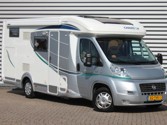 CHAUSSON WELCOME 64 6,70M VAST BED FIAT 130PK  foto: 0