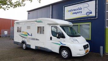 Chausson Welcome 85 130pk Topindeling Airco Nieuwstaat