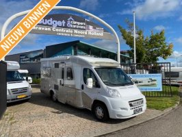 Hymer T654 SL GOLD FRANSBED - AIRCO !
