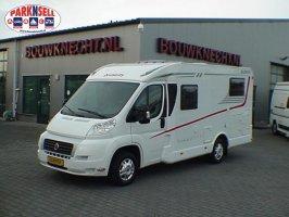 2012 Dethleffs Globebus T 11 Garage met Fiat 120pk MultiJet  Garage Euro 5