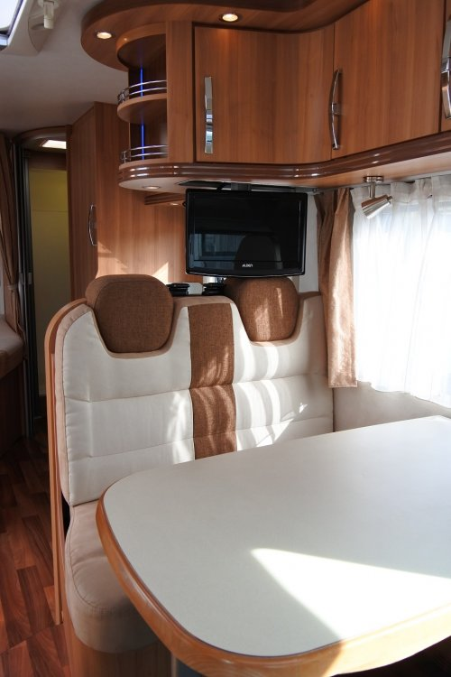 Hymer Tramp T 654 CL Exclusive-Line foto: 12