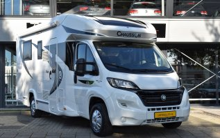 Chausson FLASH 628EB QUEENSBED 2017 EURO-6 (bj 2017)