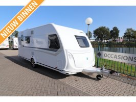 Knaus Sudwind 60 Years 550 FSK MODEL 2021 / CASUAL SILV.