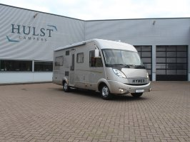 Hymer B 654 SL Gold Edition