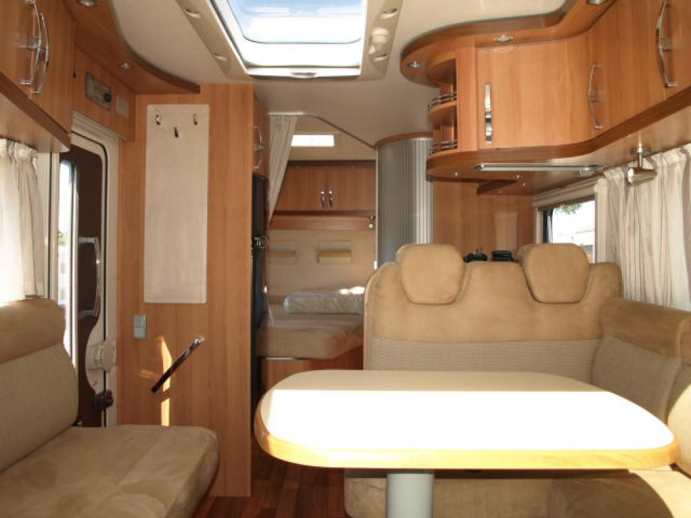 Hymer Tramp T 654 Exclusive Line foto: 1