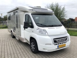 Hymer Tramp 698 CL Exclusive (all trade-in possible!)