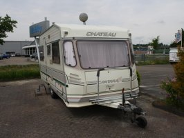 CHATEAU CANTARA 928 T INCL. VOORTENT