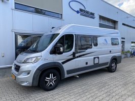 Knaus BoxStar Lifetime 2 be 600 with Ducato Multijet 2,3 130 HP