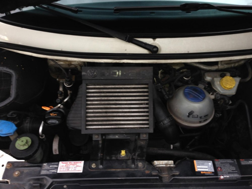 Volkswagen carrevelle t4 foto: 13