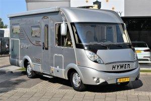Hymer B 514 SL DWARSBED + HEFBED 3.0 LITER FIAT OYSTER