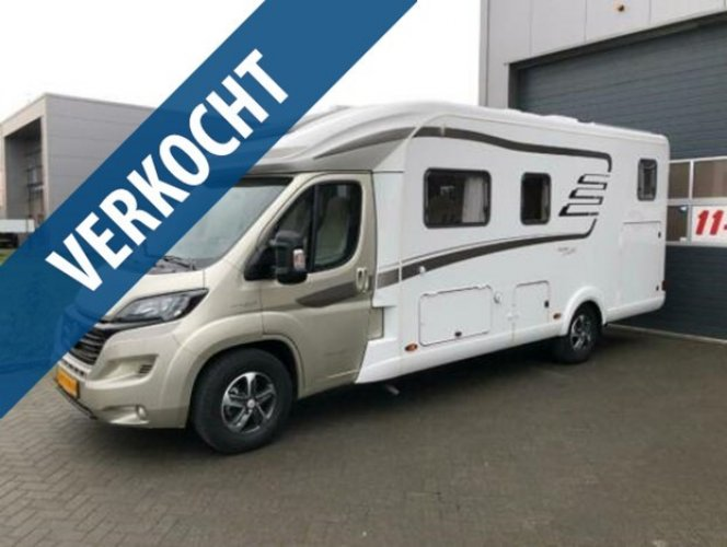 Hymer Tramp Golden Limited TCL678 NIEUWSTAAT foto: 0