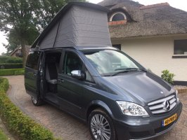Mercedes Benz Viano Marco Polo Westfalia