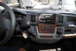 Dethleffs i 6611 - 160 PK - Levelsysteem Dakairco Schotel foto: 6