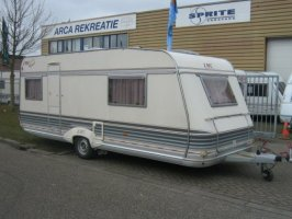 LMC 540 D Luxus Queensbed