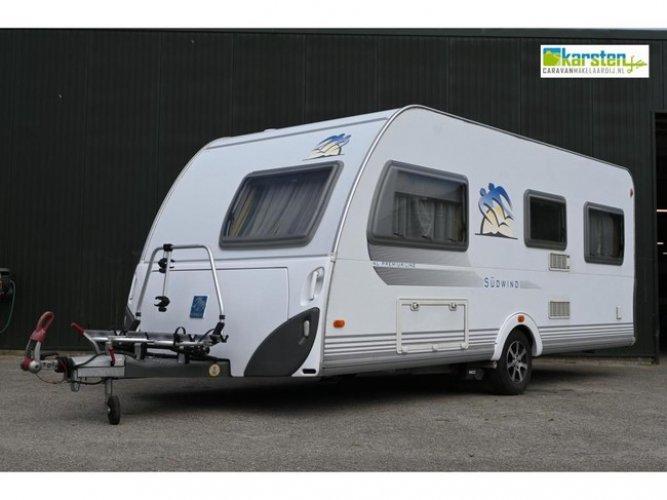 Knaus Sudwind Premium Line 500 FU Incl. déménageur et auvent! photo:1