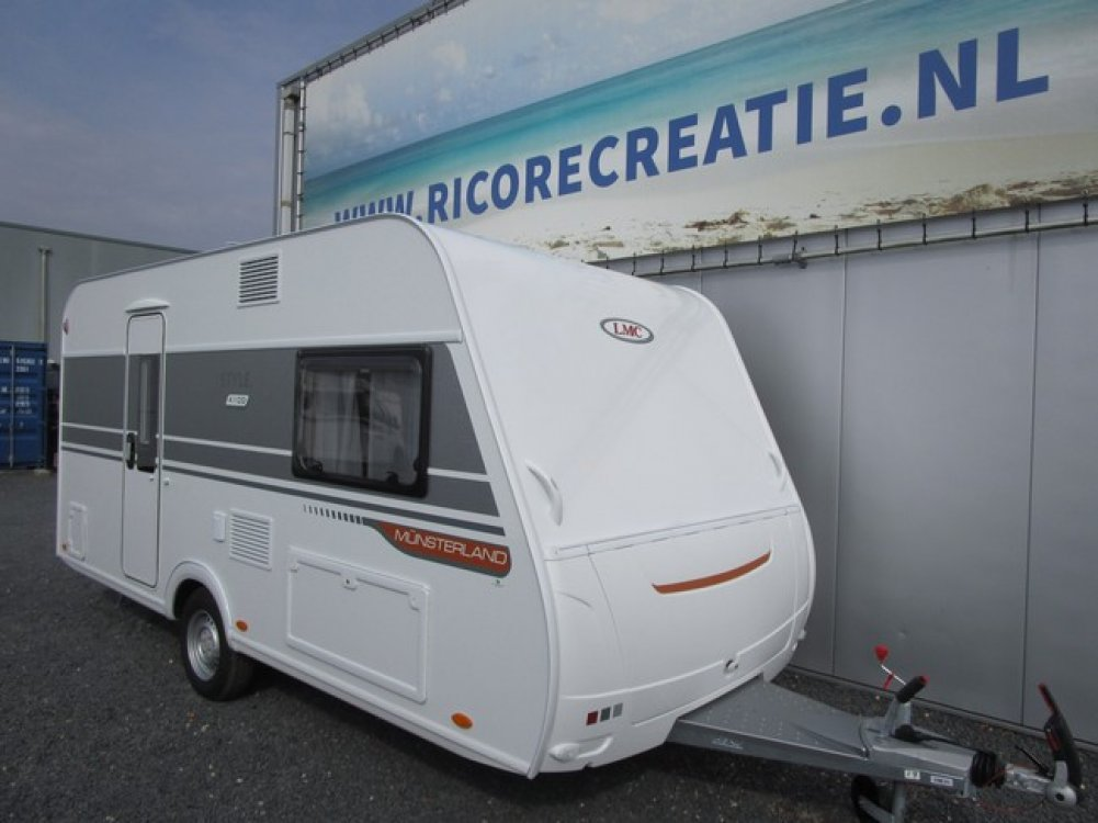 LMC Style 410 D Special Edition foto: 2