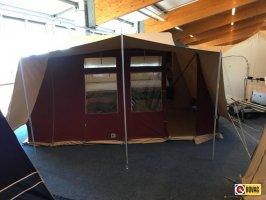 Aart Kok Kariba Tent & Trailer Bovag et pneus neufs