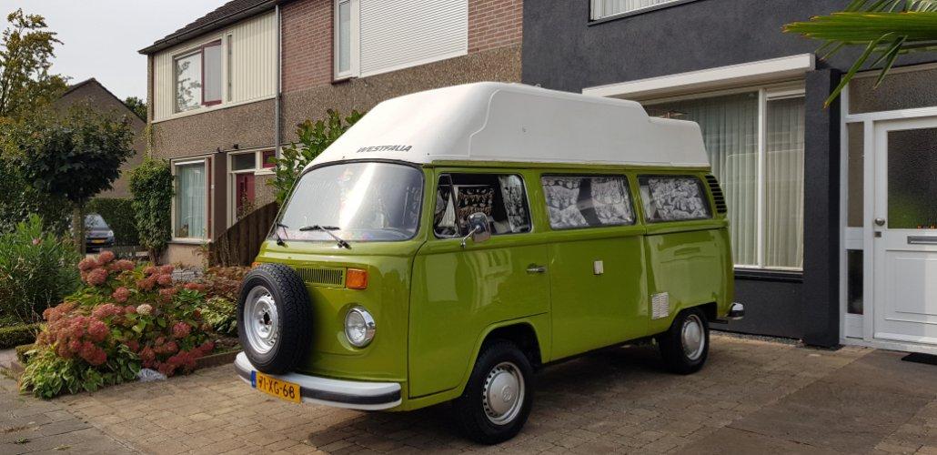 Volkswagen T2 B Amescador  foto: 0
