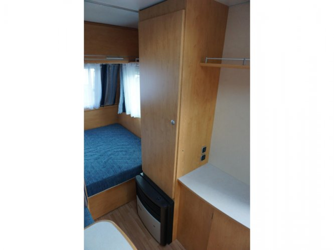 STERCKEMAN STARLETT 420 WITH Awning AND Awning photo: 1