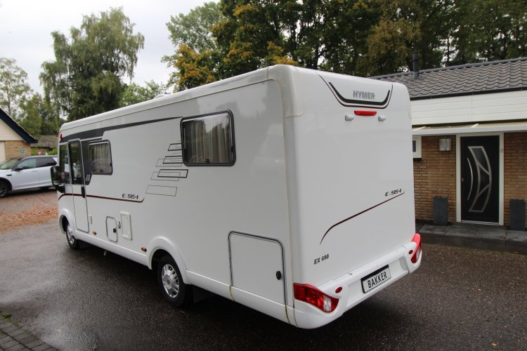 Hymer Exsis I 698*Queensbed* foto: 1