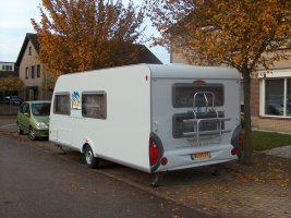 Knaus Sudwind 550 FSK