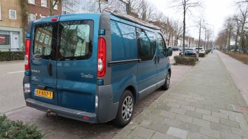 RENAULT TRAFIC T27 2.0 DCI 84KW E4