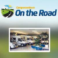 Camper Center en el camino