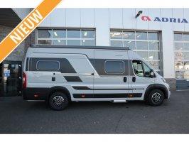 Adria Twin Supreme 640 SLB Expedition Grey