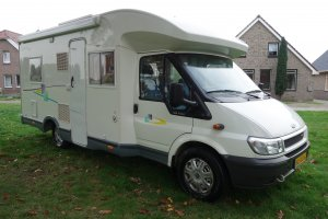 Chausson Welcome 74 Top-Indeling Airco 87000 km 2006